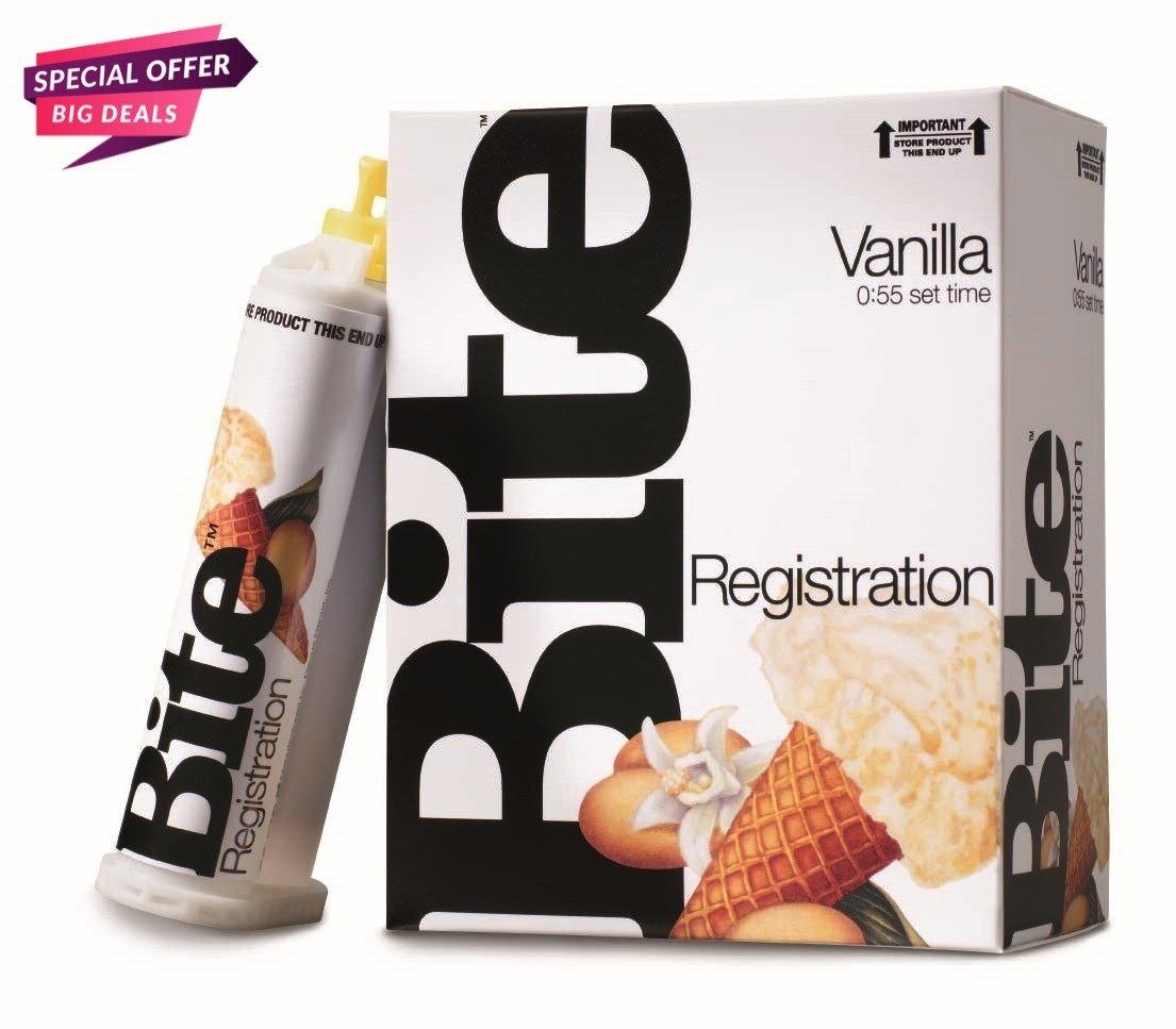 Bite Registration Vanilla Bite (0:55)