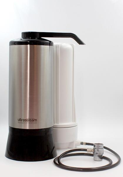UltraStream Benchtop – Hydrogen Rich Water Ioniser - With Extra Fluoride Removal