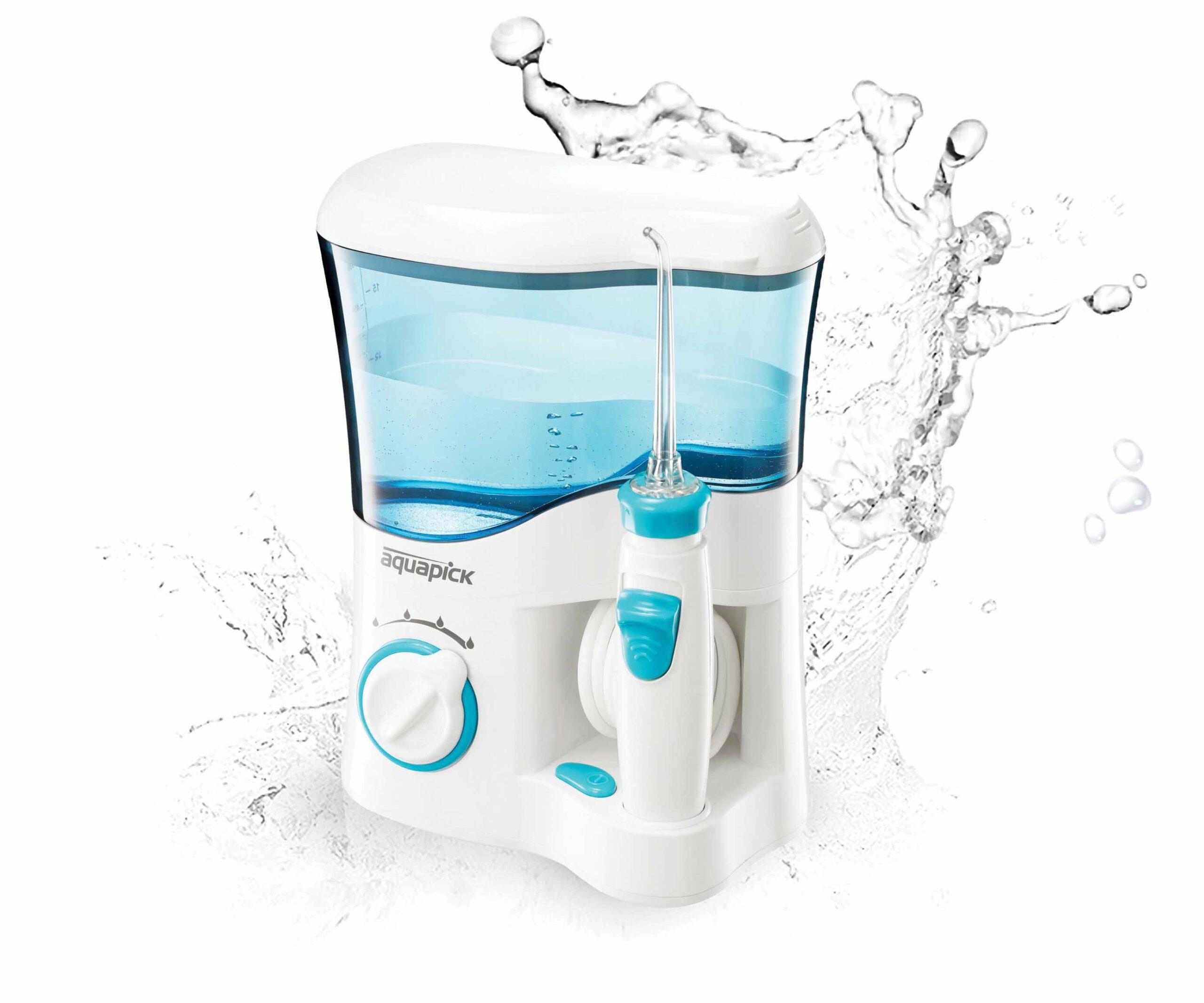 Aquapick AQ-300 Water Flosser - Advanced Oral Irrigation System